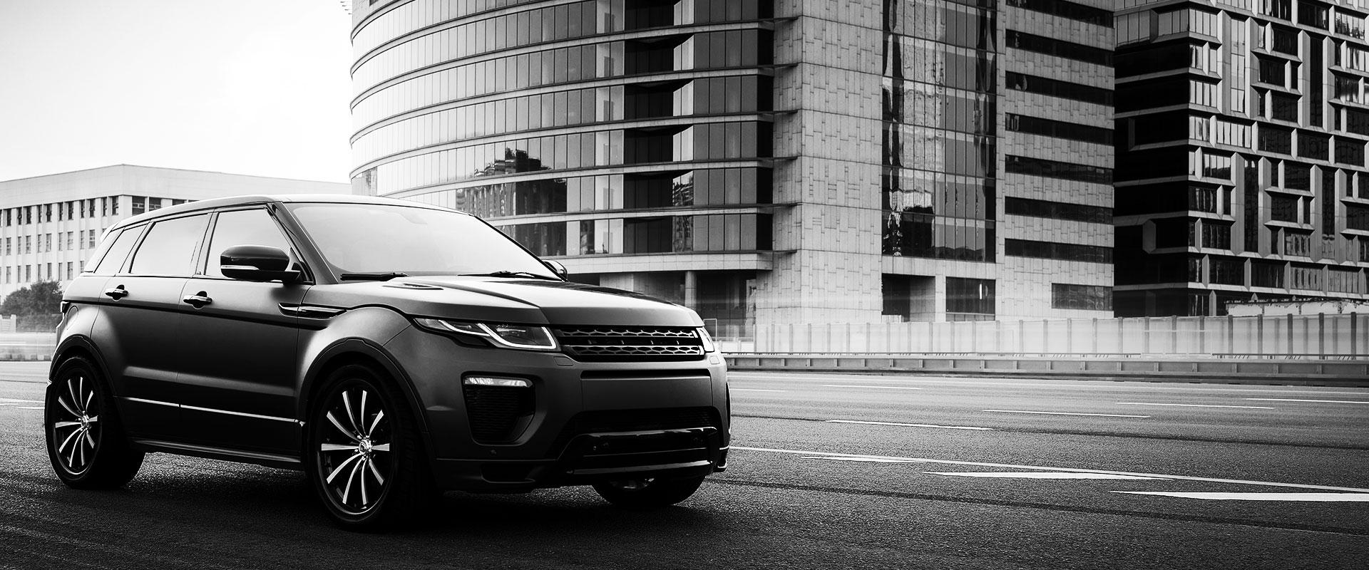 Autowerkstatt Land Rover